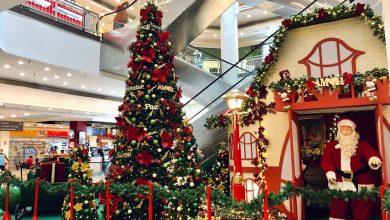 """Photo of Decoração do Ilha Plaza segue a temática """"Um Natal Para Celebrar Quem Você Ama"""""""