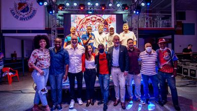 Photo of União da Ilha apresentou equipe e logo do enredo para o próximo carnaval
